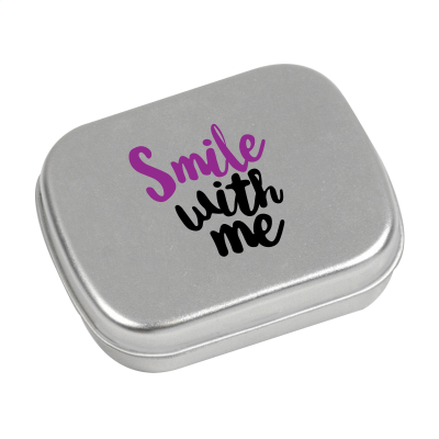 Picture of TINBOX PEPPERMINTS in Silver