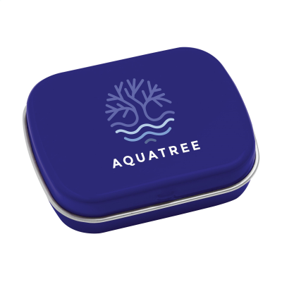 Picture of TINBOX PEPPERMINTS in Blue