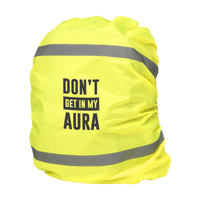Picture of BACKPACK RUCKSACK COVER in Fluorescent Yellow