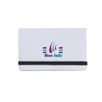 Picture of NOTE PAD NOTE BOOK in White