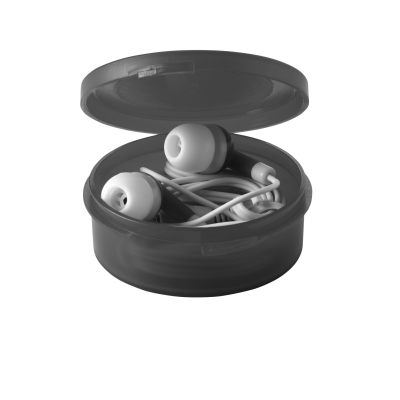 Picture of EARBOX EARPHONES in Black
