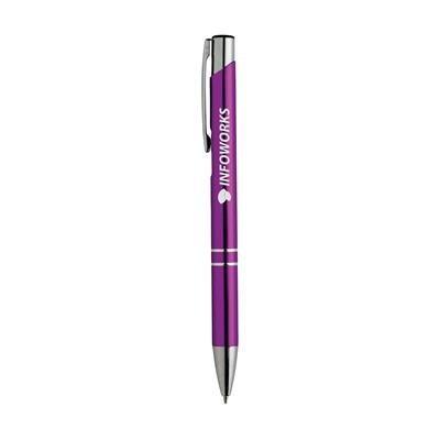 Picture of EBONY SHINY PEN in Purple