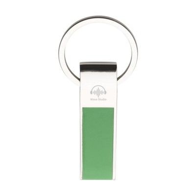 Picture of ECLIPSE KEYRING in Green