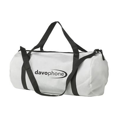 Picture of BUDGETSPORT SPORTS- & TRAVEL BAG in White