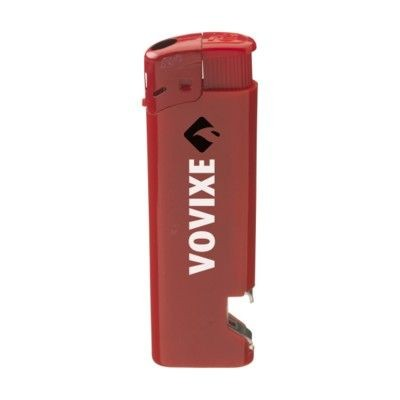 Picture of TOPFIRE OPENER LIGHTER in Red