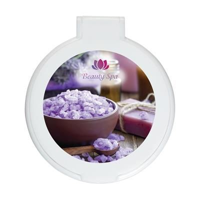 Picture of SEE ME COMPACT MIRROR in White