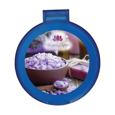 Picture of SEE ME COMPACT MIRROR in Blue