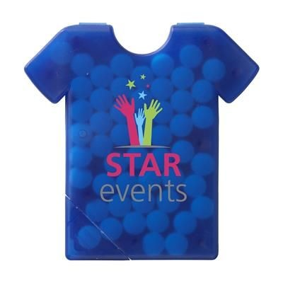 Picture of MINTSHIRT PEPEPRMINTS in Blue