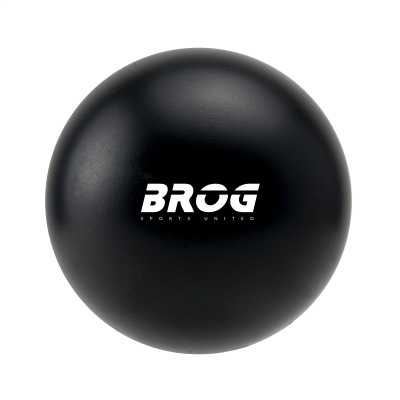 Picture of COLOURBALL STRESS BALL in Black