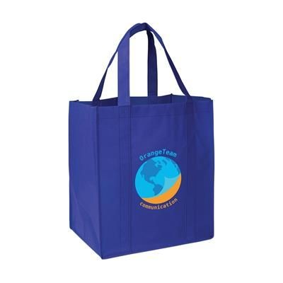 Picture of SHOP XL SHOPPER TOTE BAG in Blue