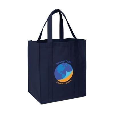 Picture of SHOP XL SHOPPER TOTE BAG in Dark Blue