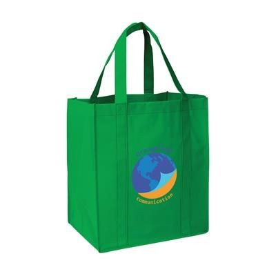 Picture of SHOP XL SHOPPER TOTE BAG in Green