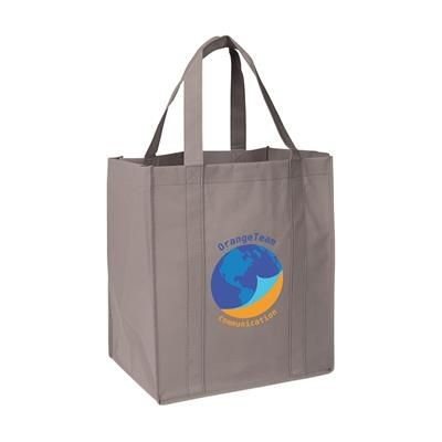 Picture of SHOP XL SHOPPER TOTE BAG in Grey