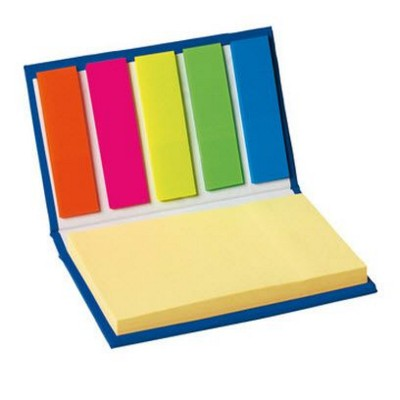 Picture of MINI MEMO NOTE BOOK in Blue