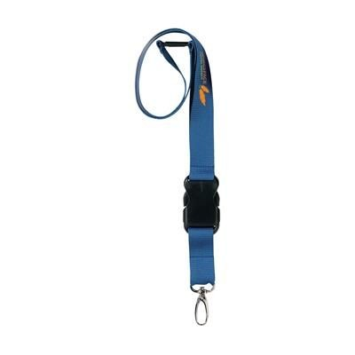 Picture of 24MM LANYARD in Light Blue