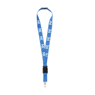 Picture of 24MM LANYARD in Blue