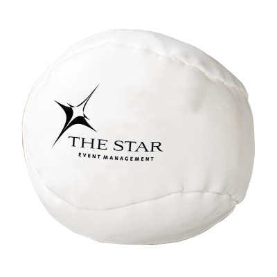 Picture of STRESSBALL Ø 5 CM in White