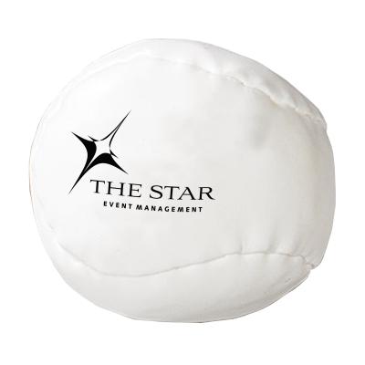 Picture of STRESSBALL Ø 5 CM in White