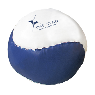 Picture of STRESSBALL Ø 5 CM in Blue