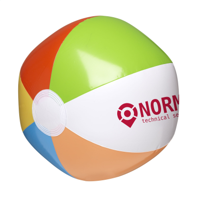 Picture of BEACH BALL 24CM DIA in Multi Colour