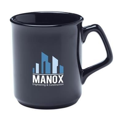 Picture of HIGH QUALITY PORCELAIN MUG in Blue
