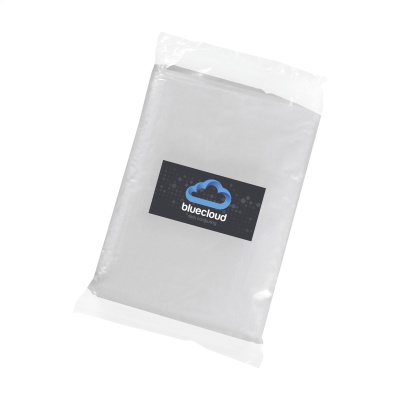 Picture of CLEAR CLEAR TRANSPARENT PONCHO & RAINCOAT in Transparent
