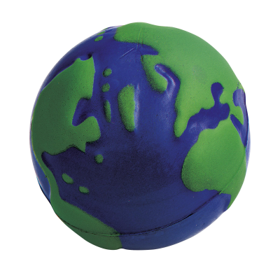 Picture of STRESSGLOBE Ø 6 in Blue