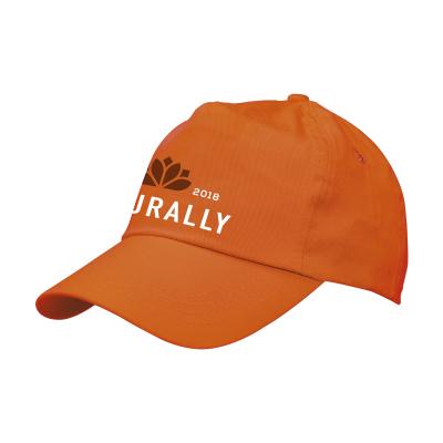 Picture of UNI BASEBALL CAP in Orange