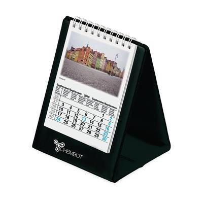 Picture of EUROVISION DESK CALENDAR in Black