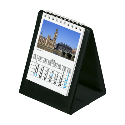 Picture of DESK CALENDAR EUROVISION in Black