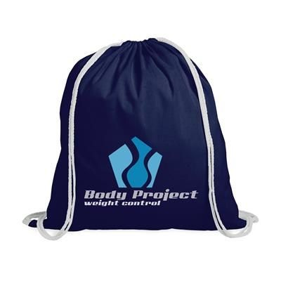 Picture of PROMO COLOUR BACKPACK RUCKSACK in Blue