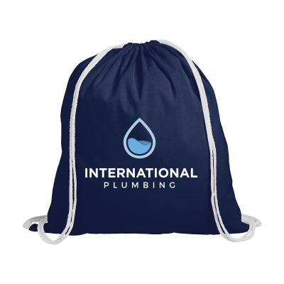 Picture of PROMOCOLOUR BACKPACK RUCKSACK in Blue