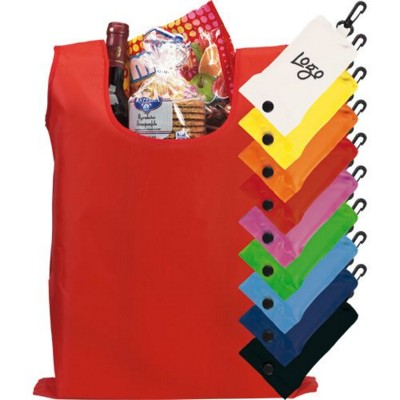 Picture of SHOP EASY FOLDING SHOPPER TOTE BAG