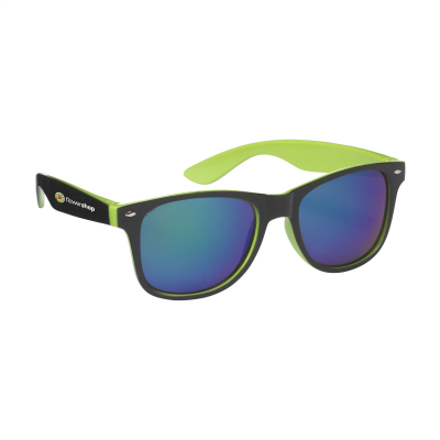 Picture of FIESTA SUNGLASSES in Lime