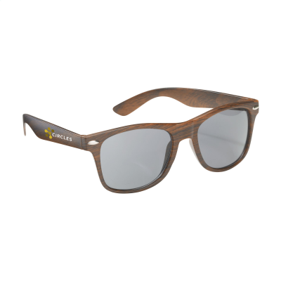 Picture of LOOKING WOOD SUNGLASSES in Wood