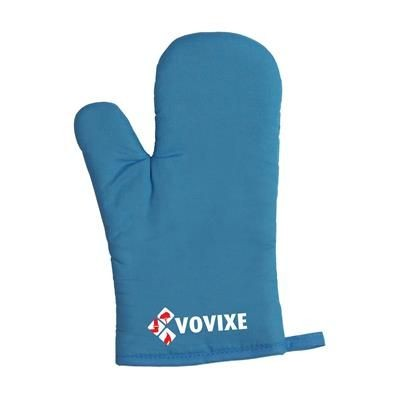 Picture of KITCHEN GLOVES OVEN GLOVES in Light Blue