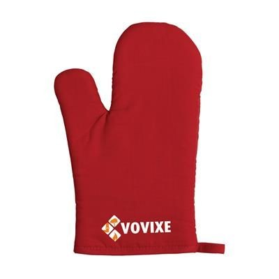 Picture of KITCHEN GLOVES OVEN GLOVES in Red