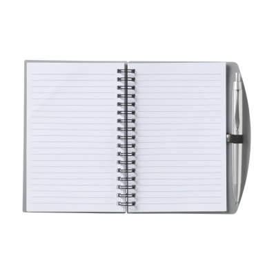 Picture of NOTE BOOK A6 NOTE BOOK in Silver Grey