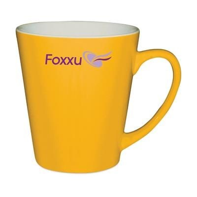 Picture of DELTA CERAMIC POTTERY CUP in Yellow