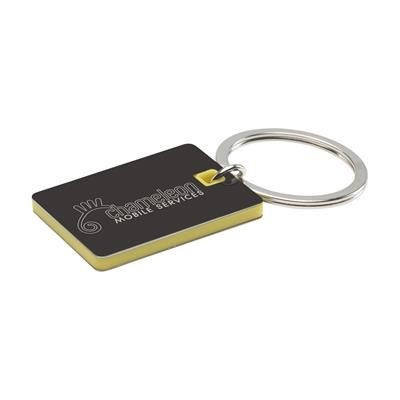 Picture of CAVALLO KEYRING in Yellow