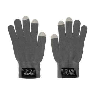 Picture of TOUCH SCREEN GLOVES in Grey