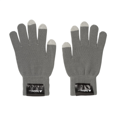 Picture of TOUCHGLOVE GLOVES in Grey