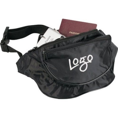 Picture of OLYMPIC HIP BAG in Black