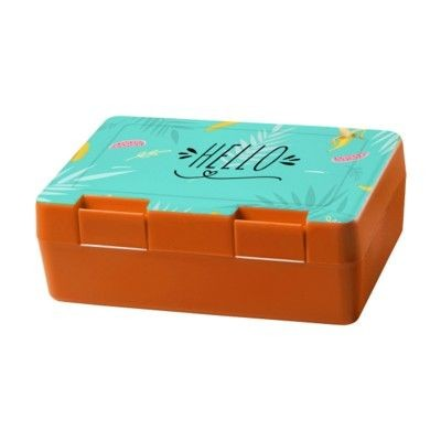 Picture of DINNER BOX LUNCH BOX in Orange