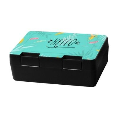 Picture of DINNER BOX LUNCH BOX in Black