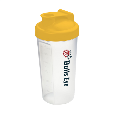 Picture of SHAKER PROTEIN DRINK CUP in Yellow