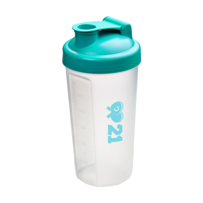 Picture of SHAKER PROTEIN DRINK CUP in Turquoise