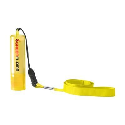 Picture of LANYARD LIP BALM in Yellow