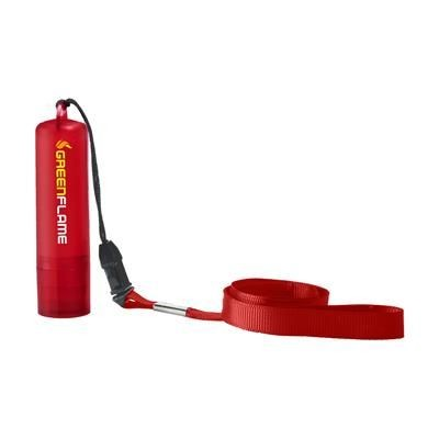 Picture of LANYARD LIP BALM in Red