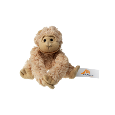 Picture of PLUSHTOY GORILLA in khaki